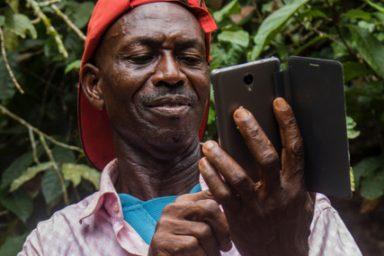 farmer phone look