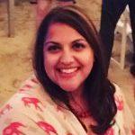 Headshot of Nira Desai