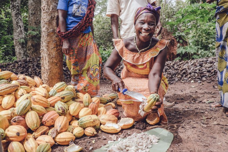 Nestle – Cocoa Farmer