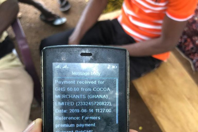 Digitized payment notification