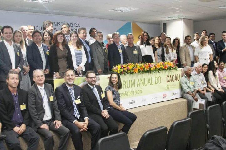 CocoaAction Brasil 1st annual cocoa forum 2018