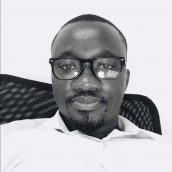 Headshot of Emmanuel Akorli, Finance Operations Associate at WCF