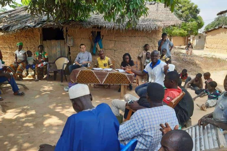 Empowered communities, Cote d'Ivoire, sustainable cocoa, farming community