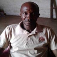 Sustainable cocoa farmer Lucas Kouassi Kouame in Cote d'Ivoire