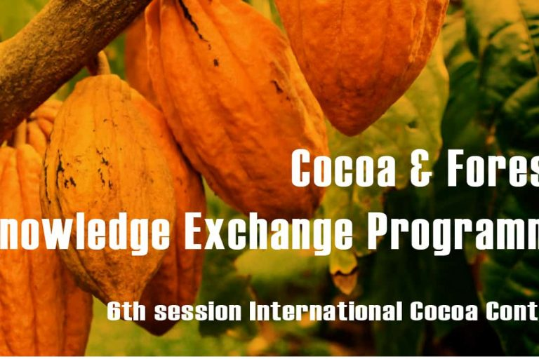Cacao & Forests: Knowledge Exchange Programme