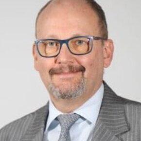 ICCO Executive Director Michel Arrion
