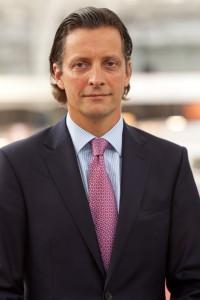 WCF Chairman, Nicko Debenham